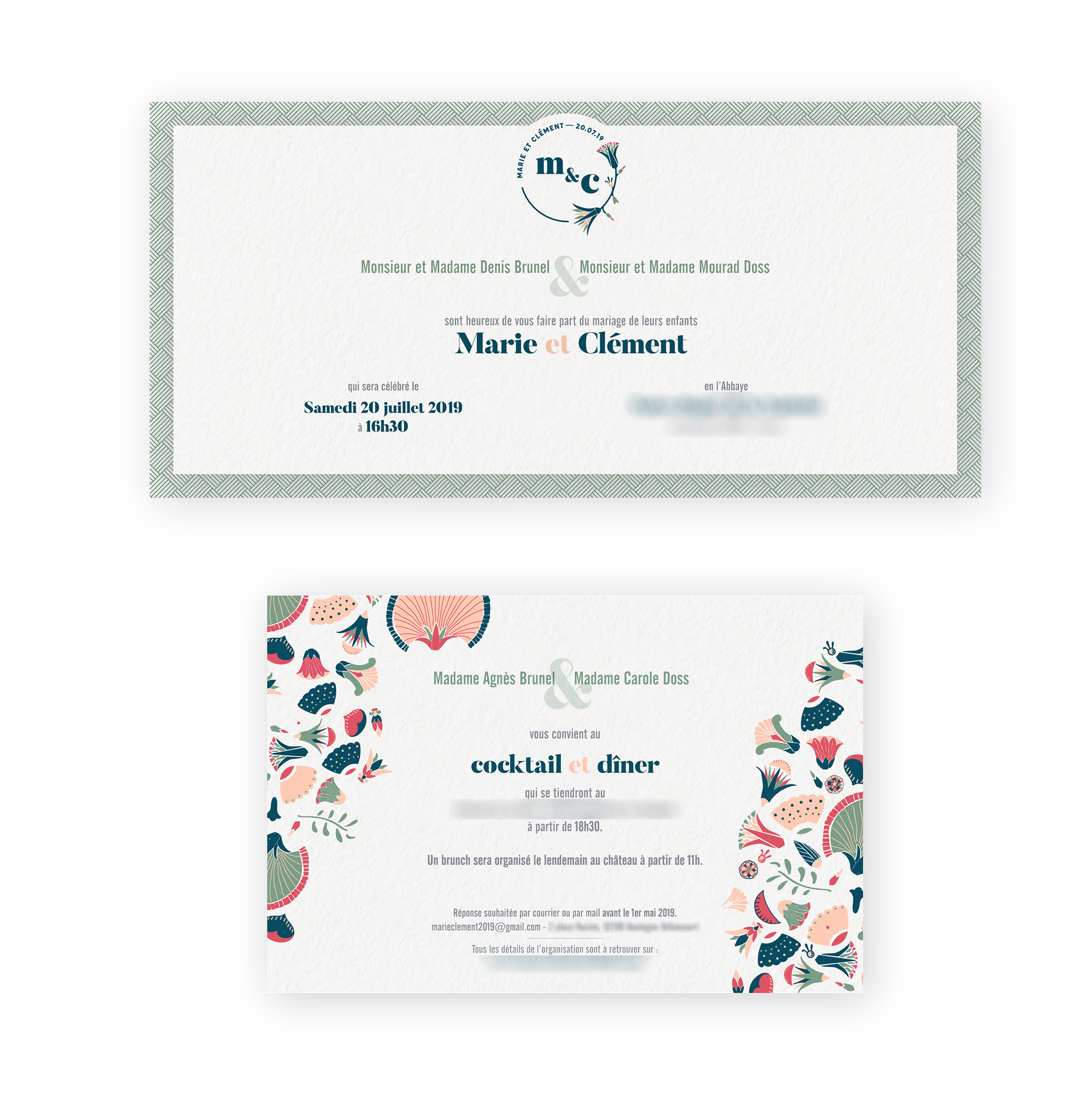 INVITATION-MARIAGE-GRAPHISME-CREATION-ILLUSTRATION