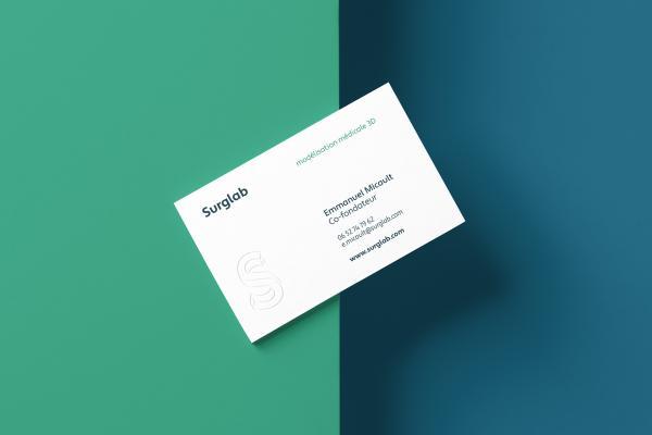 carte de visite, logo, identité visuelle, branding